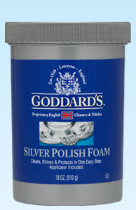 Clean Your Silver Goddard Silver